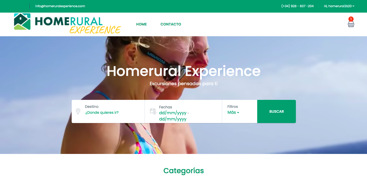 Homerural Experience